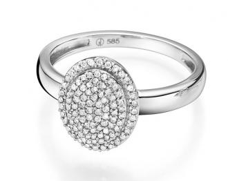 GD GULLDIA 100 DIAMONDS - Marilyn ring
