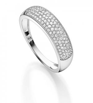 GD GULLDIA 100 DIAMONDS - Bardot ring